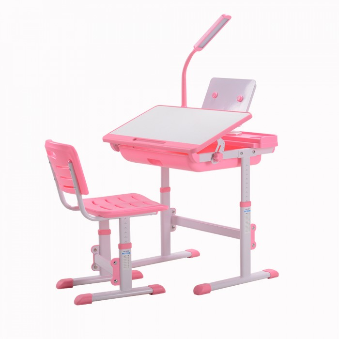 Best desk quality children furniture - Ergonomic table and chair ...